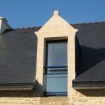 Garde corps vitré pour fenêtre