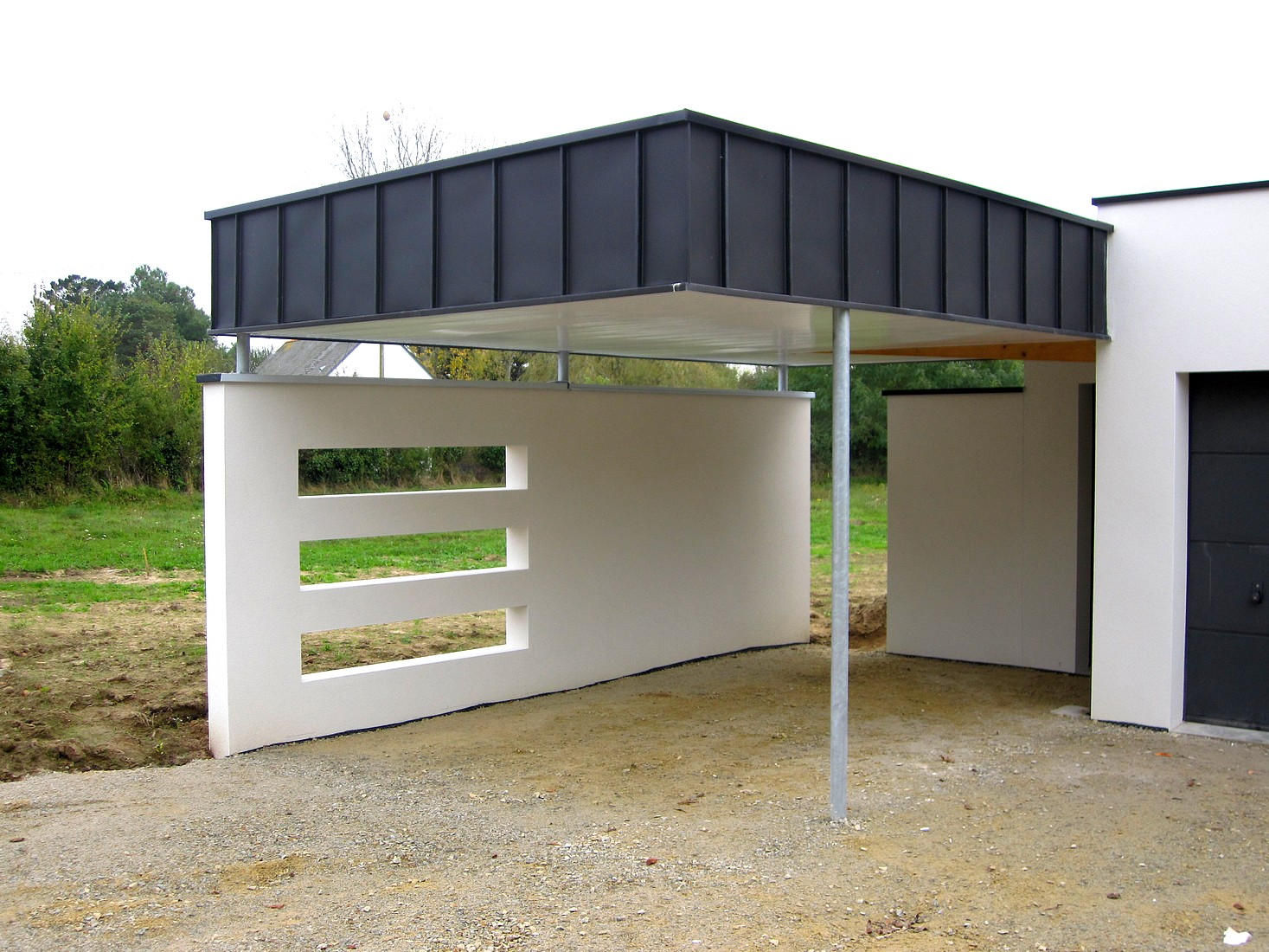 souvent carport fait maison uz31 montrealeast. Black Bedroom Furniture Sets. Home Design Ideas